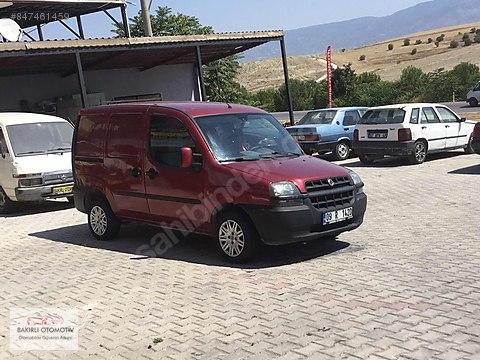 Fiat doblo 2005 LPGli 1.2 hatasız PANELVAN