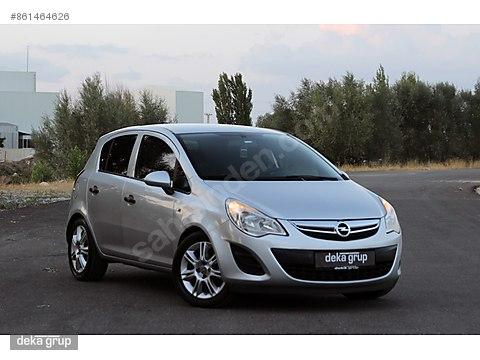 2013 Opel Corsa 1.2 Twinport Essentia C'mon - 133.000...