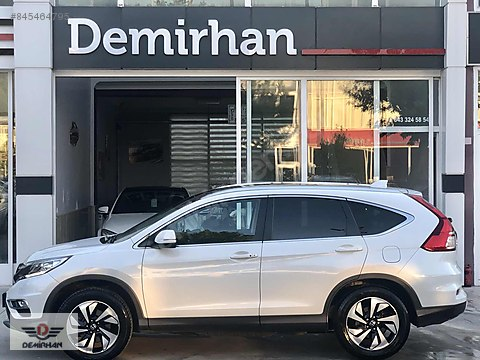 BOYASIZ 2017 HONDA CR-V 4X4 1.6 İ-DTEC EXECUTİVE...