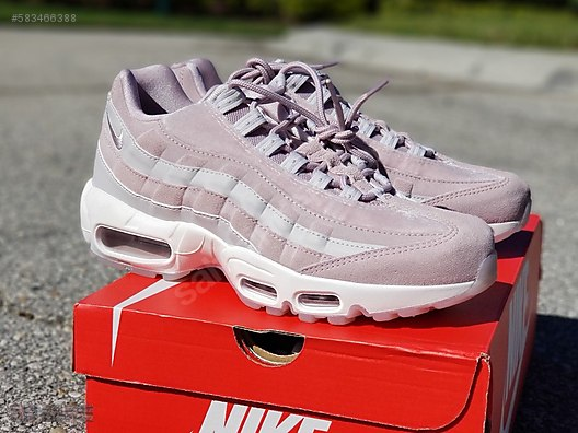 New In Box Nike Air max 95 pink sneakers rose Boutique