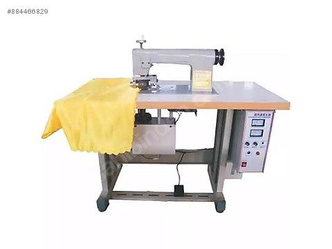 ultrasonik dikis makinesi tekstil