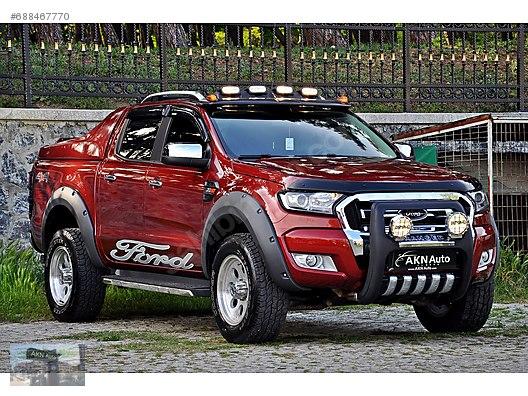 2016 Ford Ranger >> 2016 Ford Ranger 2 2 Tdci 125 000 Tl Galeriden Satilik Ikinci El