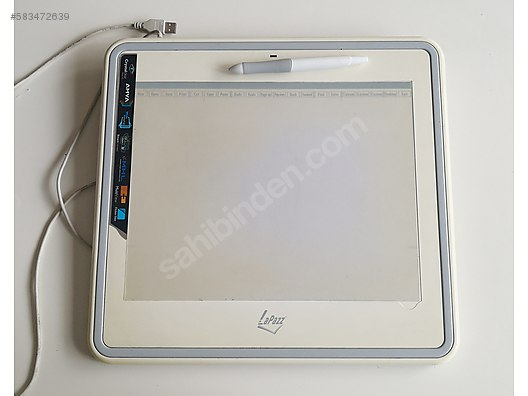 Lapazz tablet driver