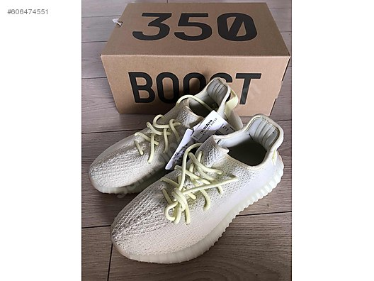 buy popular 2a733 919fb Athletic & Outdoor / Yeezy Butter 350 boost at sahibinden.com ...