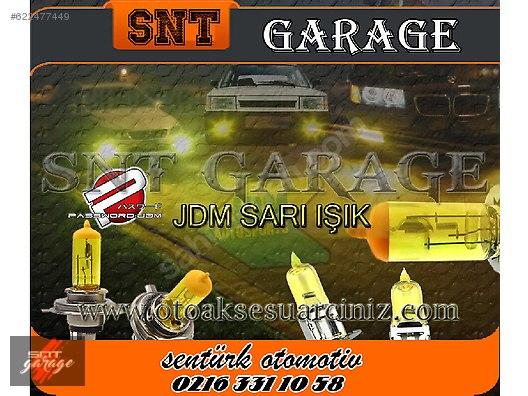 Cars Suvs Exterior Accessories Tofaş Sis Ampulü Sarı Işık şnt