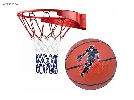 RENKLİ BASKETBOL AĞI BASKETBOL FİLESİ - 7 NO BASKETBOL TOPU İLE - Basketbol  Takım Sporları İçin Spor Malzemeleri sahibinden.com'da - 859478554