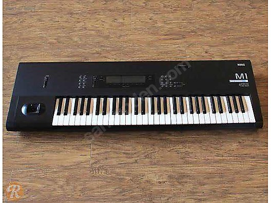 Korg M1 61 keys at sahibinden com - 691478994