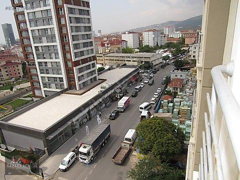KARTAL İZTOWER REZİDANS'TA PENDİK MARİNA MANZARALI...