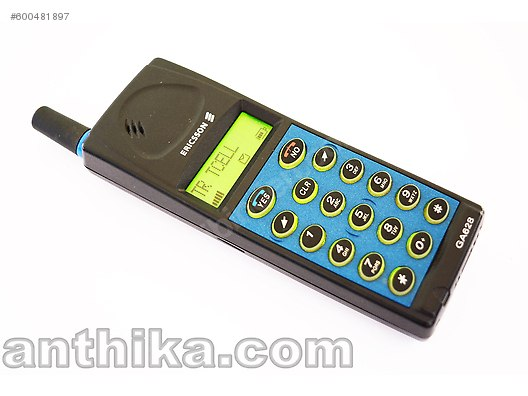 Secondhand and New Products / Cell Phones / Models / Sony Ericsson / GA 628