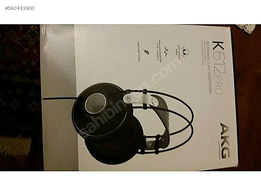 0b2ee4fa413 AKG K 612 PRO - Cep Telefonu Kulaklık ve Tüm Cep Telefonu Aksesuarları  sahibinden.com'da - 592483800