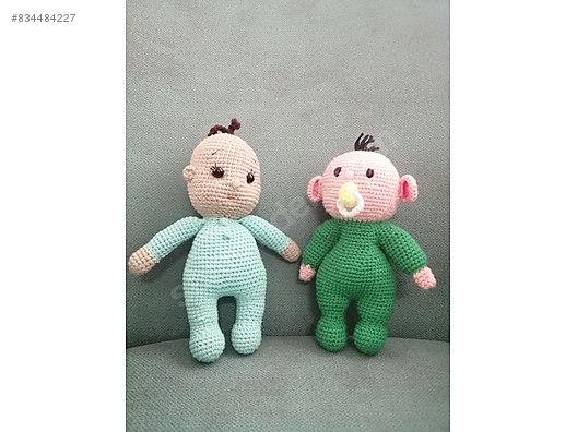 Amigurumi Emzikli Bebek Yapımı - Mimuu.com | 396x528