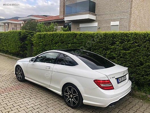 Mercedes Benz C C 180 Blueefficiency Amg Sahibinden C