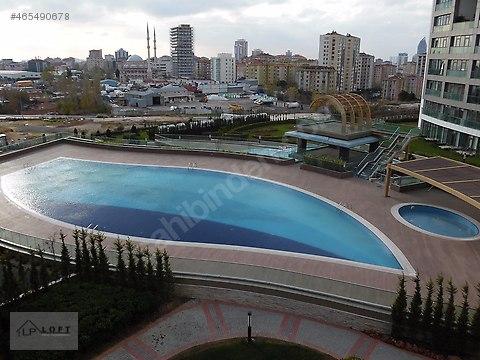 LOFT PROJEDEN BRANDIUMDA SATILIK 3+1 DENİZ MANZARALI...