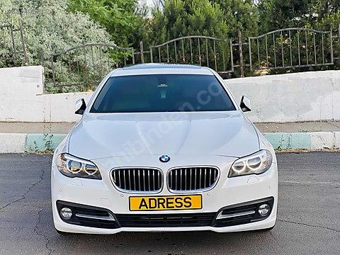 AUTO ADRESS +BMW 525X DRİVE+PREMİUM+HAYALET+VAKUM+ELKBGJ+ISTMDRK