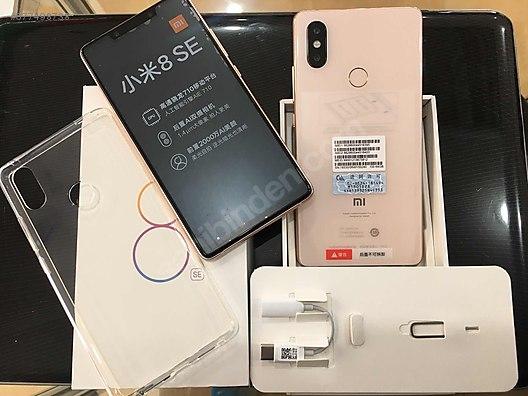 Xiaomi / Mi 8 SE / RedMi 8 SE ( 6 gb ram - 64 gb hafıza