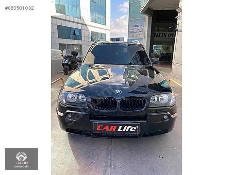 CARLİFE OTO BMW X3 25İ BENZİL &LPG OTOMATİK