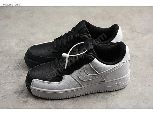 new product e5386 dba25 Nike Air Force 1 Low Split Black/White at sahibinden.com ...
