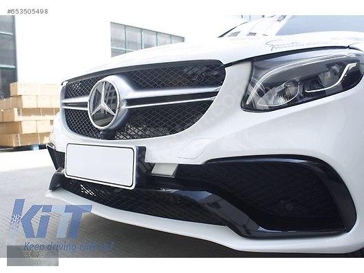 Mercedes Benz Glc 63 Coupe Amg Body Kit 2015 Sonrasi