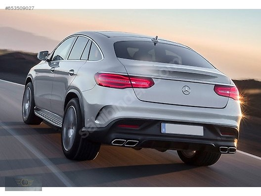 Cars Suvs Exterior Accessories Mercedes Benz Gle Coupe
