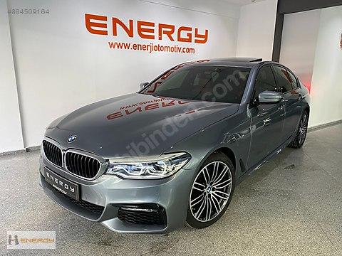 2017 BMW 5.20İ M PAKET EXECUTİVE ÖZEL SİPARİŞ BORUSAN