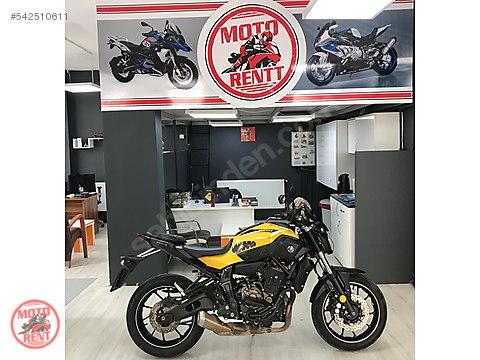 KİRALIK MOTOSİKLETLER MT07 R25 XMAX PCX NMAX GS1200...