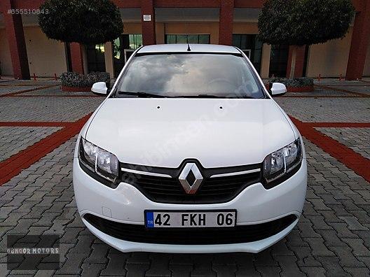 Renault Symbol 1 5 Dci Joy Boyasiz Hatasiz 2015 Renault