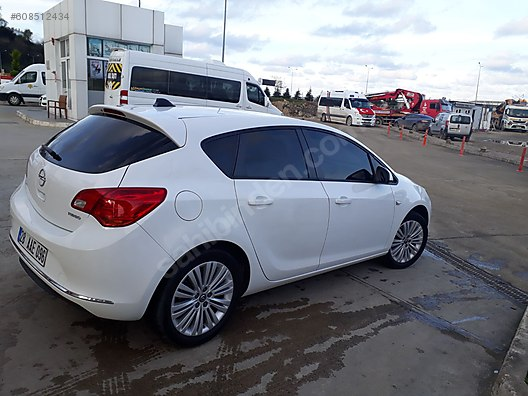 Opel Astra 1 4 T Enjoy Active Sahibinden 2015 Model 19000 Km