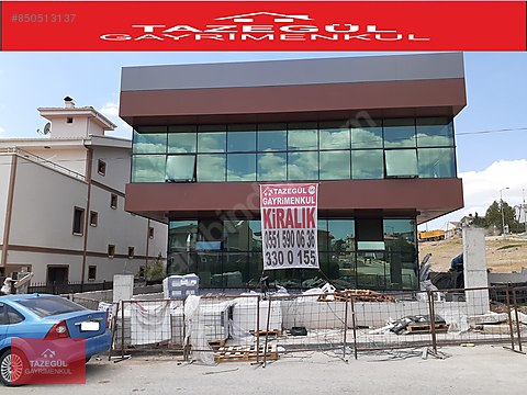 TEK YETKİLİ TAZEGÜL'DEN Y.BATI 850m2 4 KATLI KOMPLE...