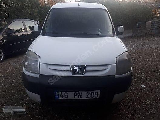 Peugeot Partner 2 0 Hdi Combi Edemen Otomotiv Den 2005 Mdl
