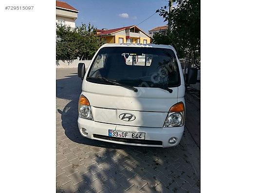 Hyundai H 100 Hyundai H100 Acik Kasa Hususi