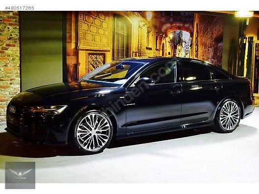Audi A6 A6 Sedan 2 0 Tdi Quattro Flygarage 2017 Audi A6 2 0