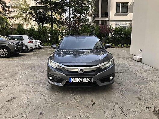 Honda Civic 16i Dtec Executive 2019 Model Hatasiz Boyasiz