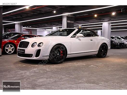 Bentley Continental Gt Supersports Ss Motors 2011 Bentley