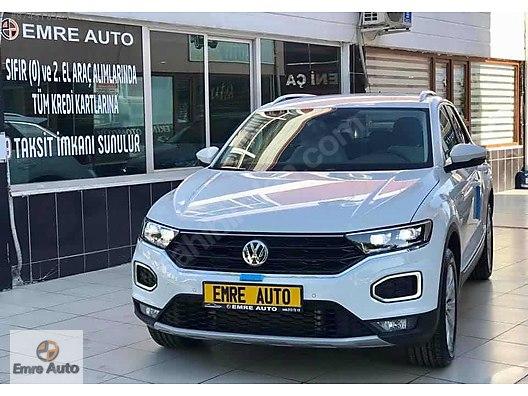 EMRE AUTO'DN ÖTV'SİZ 2020 T-ROC 1.5 TSİ DSG HİGHLİNE SIFIR