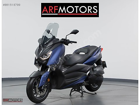 ARF MOTORS 2018 MODEL YAMAHA X-MAX 400 ABS-BOYASIZ-1.000...