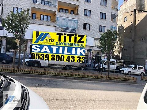 TİTİZ'DEN SARAY BOSNA CADDESİ ÜZERİNDE İŞ YERİ..!!