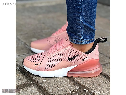promo code 9ec92 fe443 nike air max 270 coral stardust rose pink trainers ah6789 600