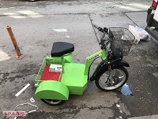 istanbul kartal adabis bisiklet ikinci