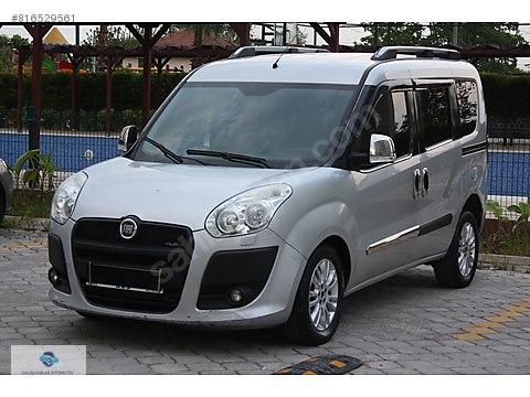 2011 Fiat Doblo Panoroma 1.6M.Jet Premio 7 KİŞİLİK...