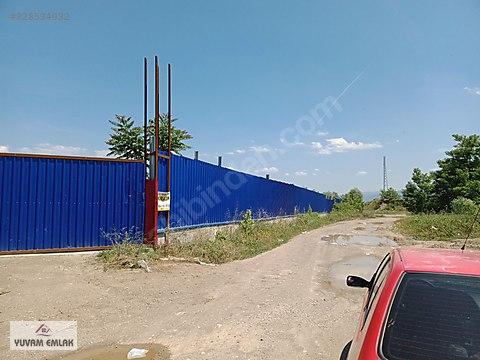 Düzce Kucuk Sanayi Sitesi 1000 er m2 halinde