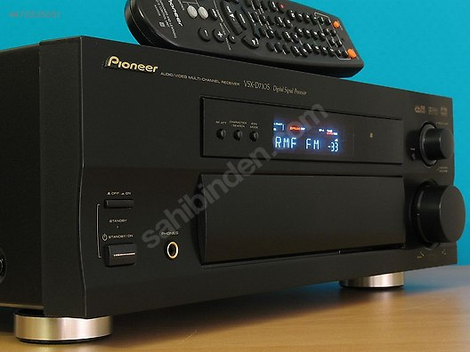 Pioneer poneer vsx d710s hemkno recever amporjfir at secondhand and new products home electronics home audio amplifiers pioneer fandeluxe Choice Image