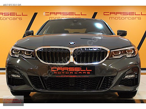 CARSELL 2020 BMW 320İ M SPORT EXECUTİVE 19 JANT...