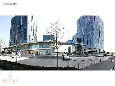 Nish İstanbul Kiralık 1+1 82 m2 Yüksek Kat Ofis
