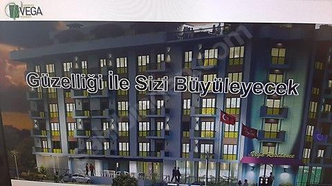 AHG GAYRİMENKUL'DEN VEGA RESİDENCE 1+1 SATILIK...