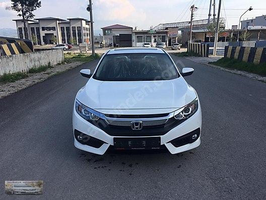 Honda Civic 16i Dtec Elegance Sifir 0 Km 2018 Model
