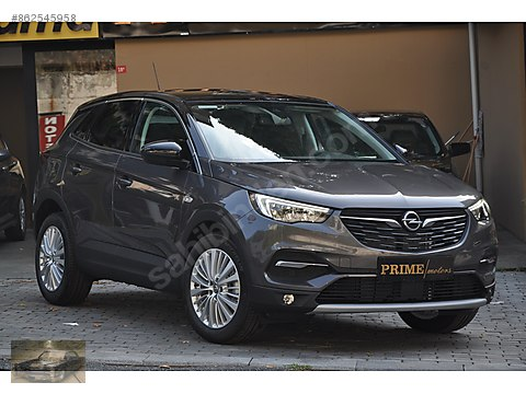 PRIME MOTORS 2020 OPEL GRANDLAND X 1.5D ENJOY SKYLİNE...