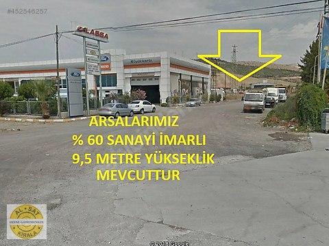 Bülent ATEŞCİ'den Opet Arkası 2650 m2 %60 Ticari...