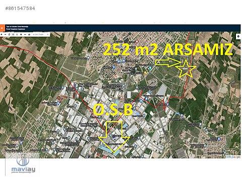 ACİL KAPAKLI BAHÇELİEVLER DE 252 M2 ARSA
