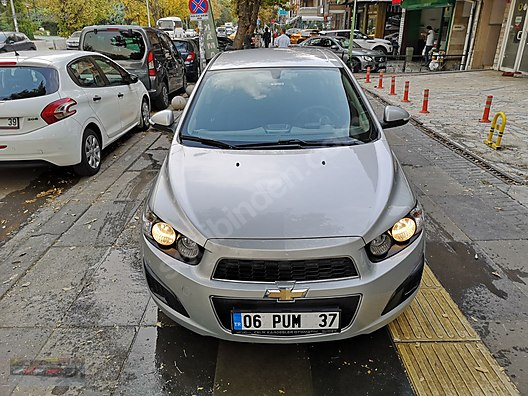 Chevrolet Aveo 13 D Lt Hatasiz Boyasiz 2013 Chevrolet