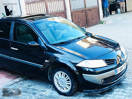 Renault Megane 15 Dci Privilege Cam Tavan Otomatik Vites